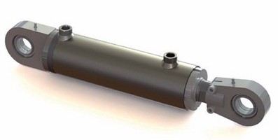 Cilindro hidráulico 5 estágios