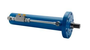 Cilindro pistão hidráulico