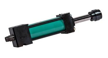 Cilindro hidráulico acionamento manual