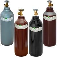 Cilindro de gás hélio preço