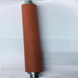 Revestimento de borracha em cilindros