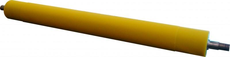 Revestimento de poliuretano em rolos, rodízios, roldanas, rolete, cilindro