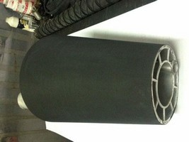 Revestimento de cilindros em SBR
