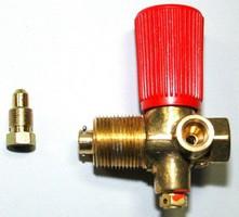 Válvula cilindro gnv