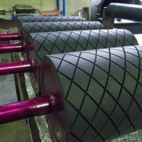 Revestimento de cilindros para plastificação