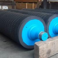 Revestimento de poliuretano em tubos