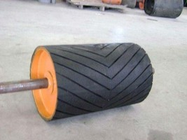 Revestimento de cilindros em neoprene