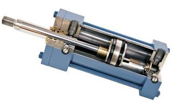 Gaxeta para cilindro hidráulico