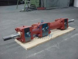 Cilindro hidráulico especial