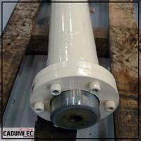 Reforma de cilindros de prensa hidráulica