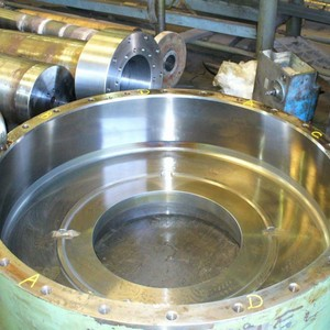 Retifica de cilindro para usinas