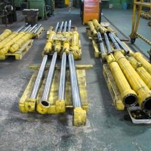 Serviço de reforma de cilindros