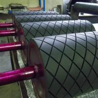 Revestimento em cilindros
