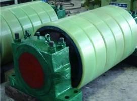 Indústria de revestimento de cilindros em borracha